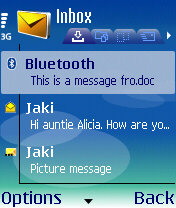 Bluetoothmsg