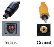 Toslinkcoax