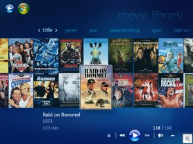 Movielibrary